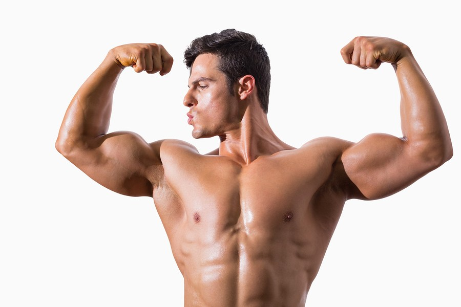 Testosterone Suspension Muscle