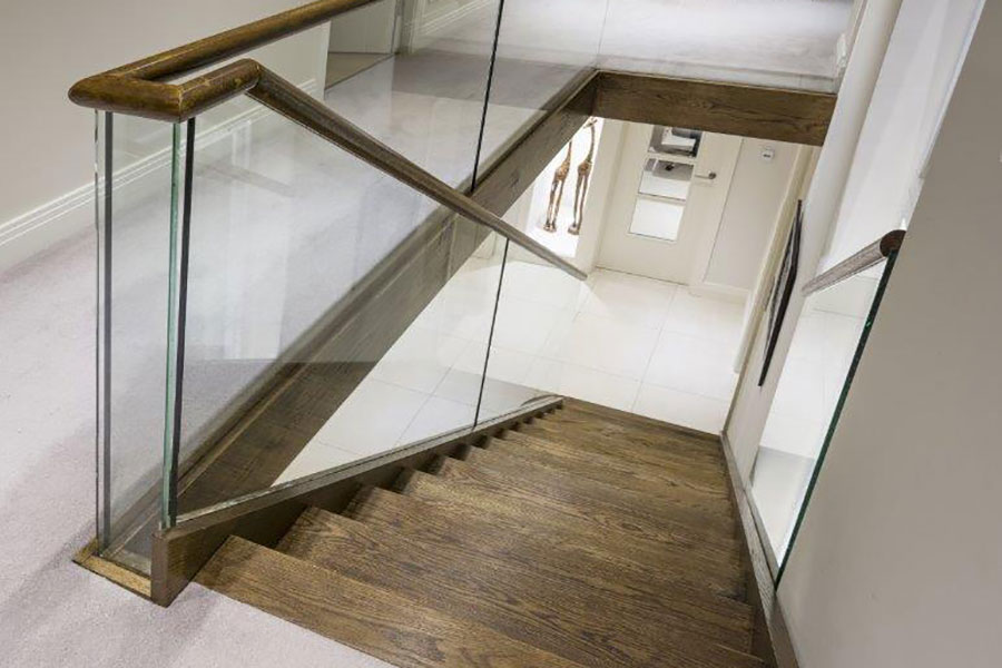 Glass Balustrades - Meeting Basic Loads Required