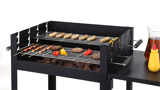 ideal gas grills