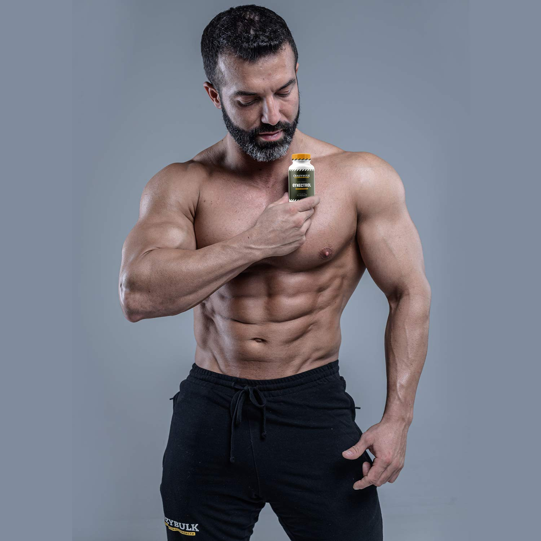 man chest loss supplement